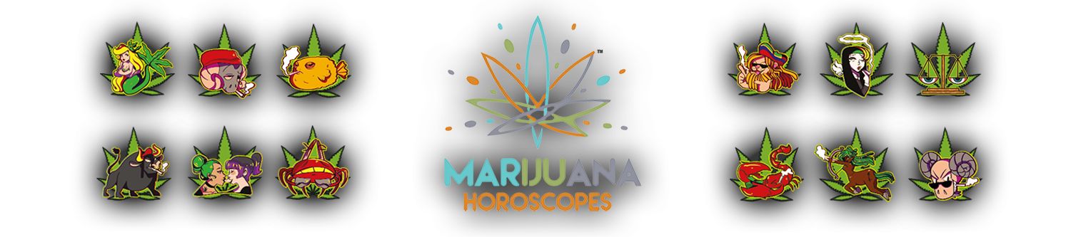 Marijuana Horoscopes Logo